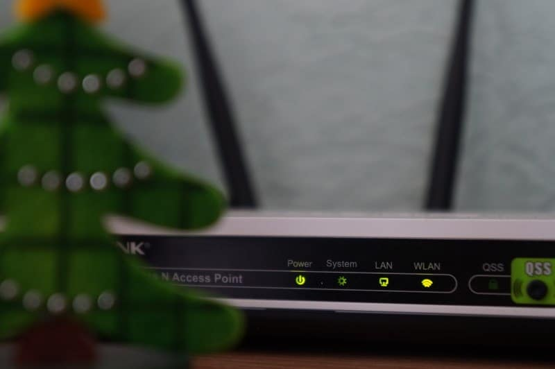 WiFi Router Gurad