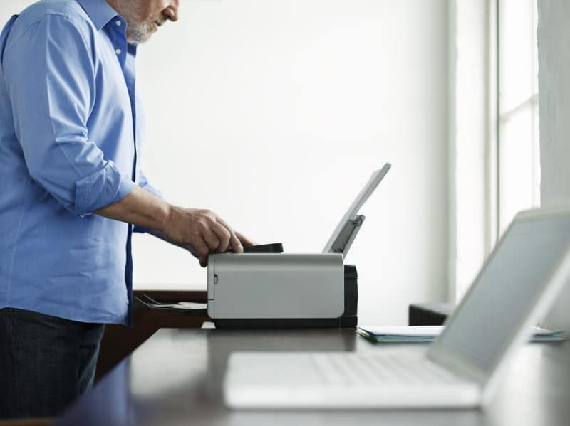 Can You Hardwire a Wireless Printer