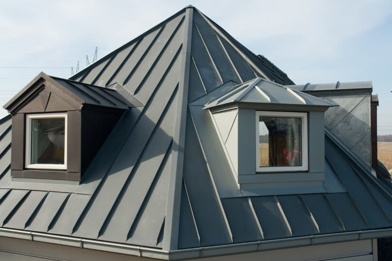 Do Metal Roofs Attract or Block EMF