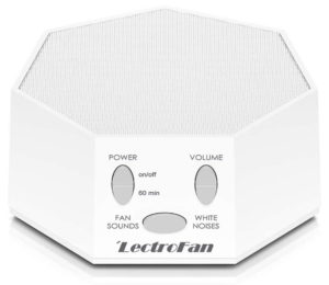LetroFan High-Fidelity White Noise Machine