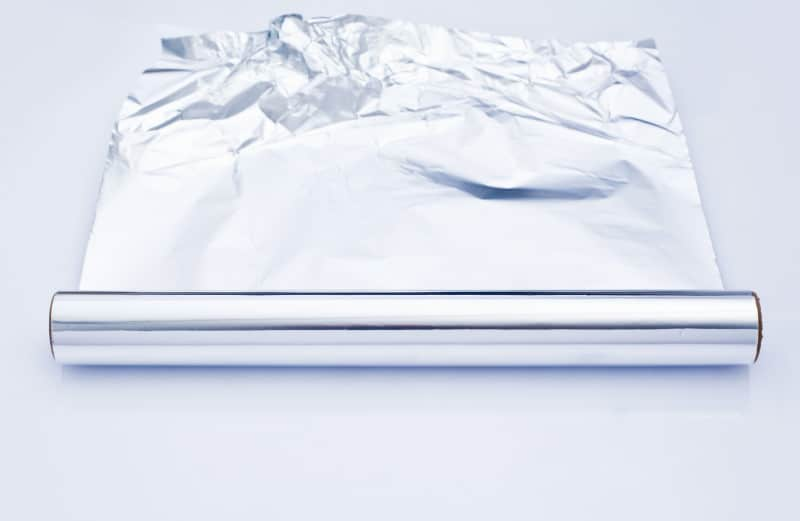 Effects of Aluminum Foil on Phones