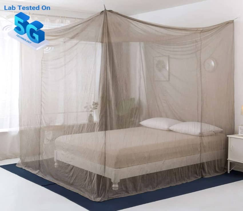 Invest in an EMF bed canopy