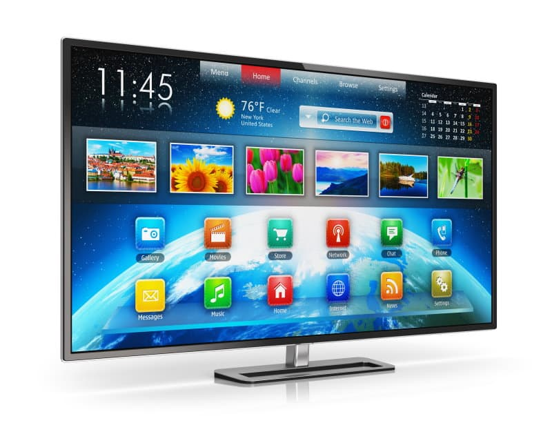Radiation from LED, Plasma and LCD TVs