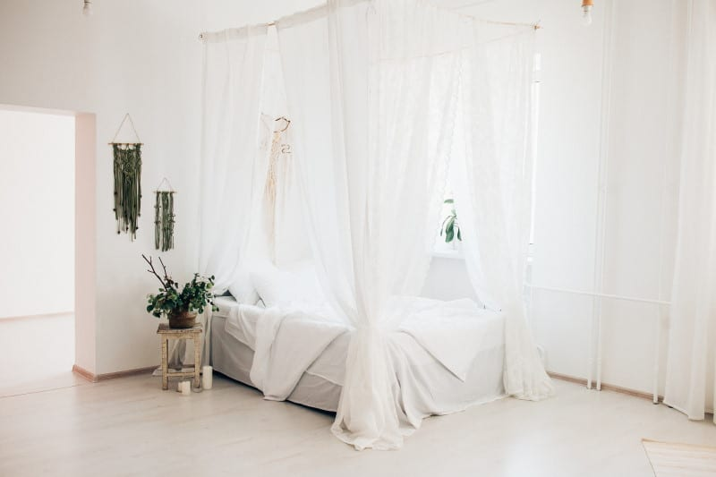 How Does an EMF Bed Canopy Work