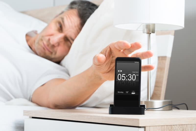How to Reduce EMF Exposure from Alarm Clocks