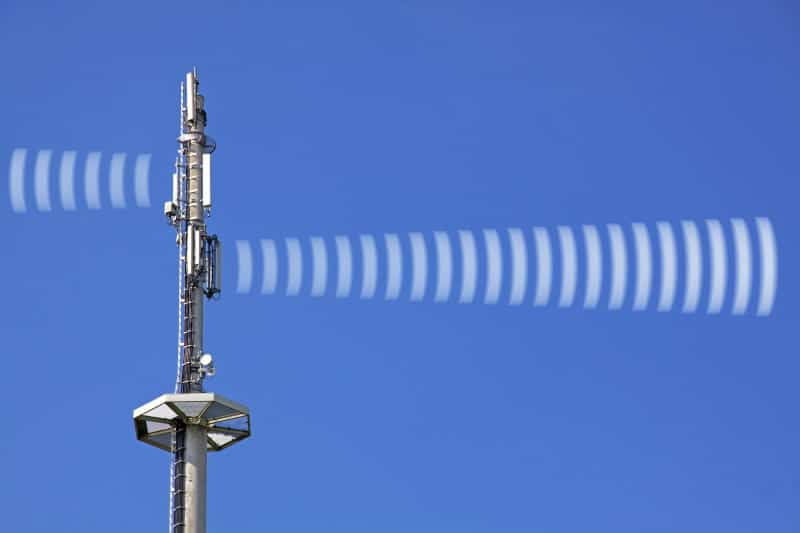 What is an EMF Wave