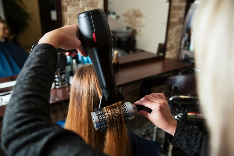 Hair Dryers and EMF Emissions